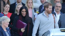 Harry And Meghan Expecting Their First Baby In Spring