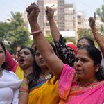 마침내 인도에서도 '미투' 폭로가 봇물 터지듯 쏟아지고