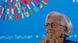 Christine Lagarde confiante quant au succès des assemblées BM-FMI de 2021 au