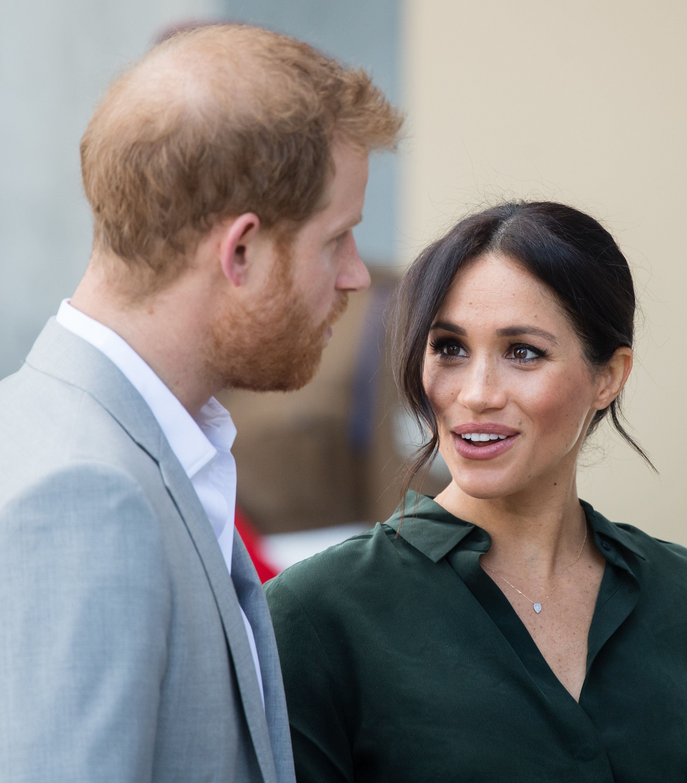Γιατί το μωρό του Χάρι και της Μέγκαν δεν θα είναι πρίγκιπας ή