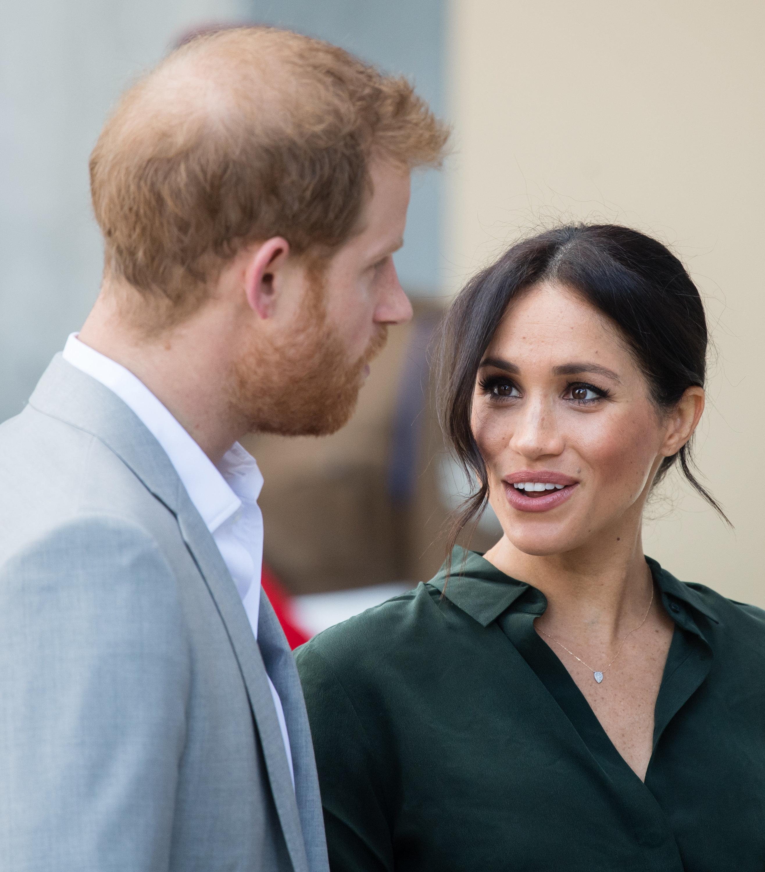 Γιατί το μωρό που περιμένουν η Μέγκαν και ο Χάρι δεν θα είναι πρίγκιπας ή