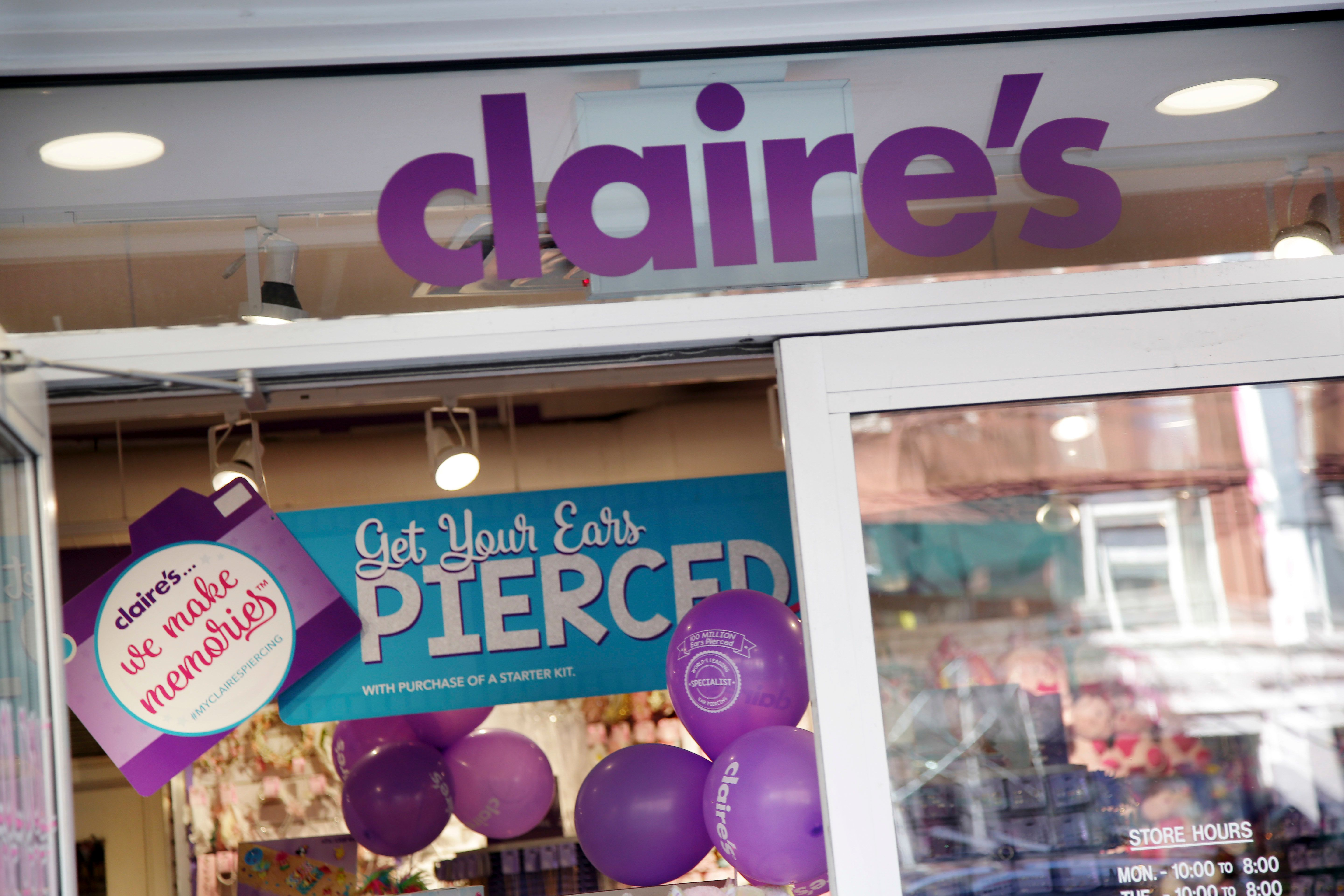 Claire's Considering Store Closures, Which Could Put Hundreds Of Jobs At