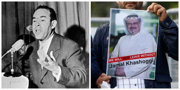 Tahar Ben Jelloun compare la disparition de Jamal Khashoggi à celle de Mehdi Ben