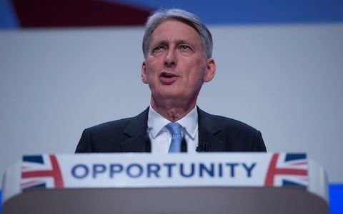 Chancellor Philip Hammond faces some tough choices at the Budget later this