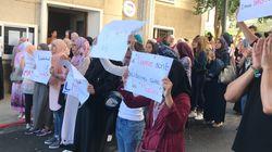 Alger: Privés de master, des étudiants protestent à la fac