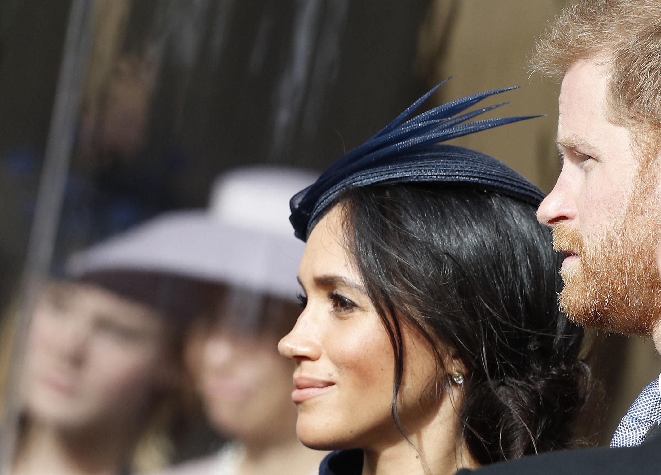 Meghan und Harry: So könnte das royale Baby