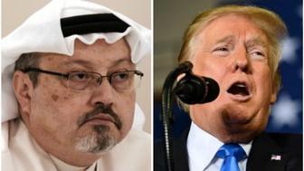 Donald Trump, Jamal Khashoggi