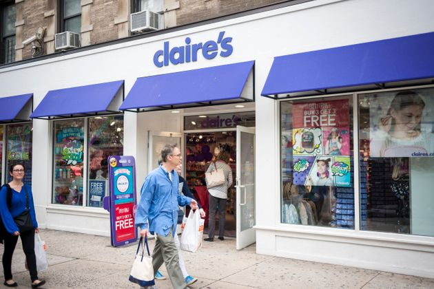 Claire's Accessories Might Be Closing And My Tweenage ...