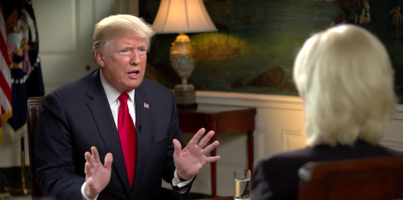 TV-Journalistin kritisiert Trump – dessen Reaktion ist vollkommen