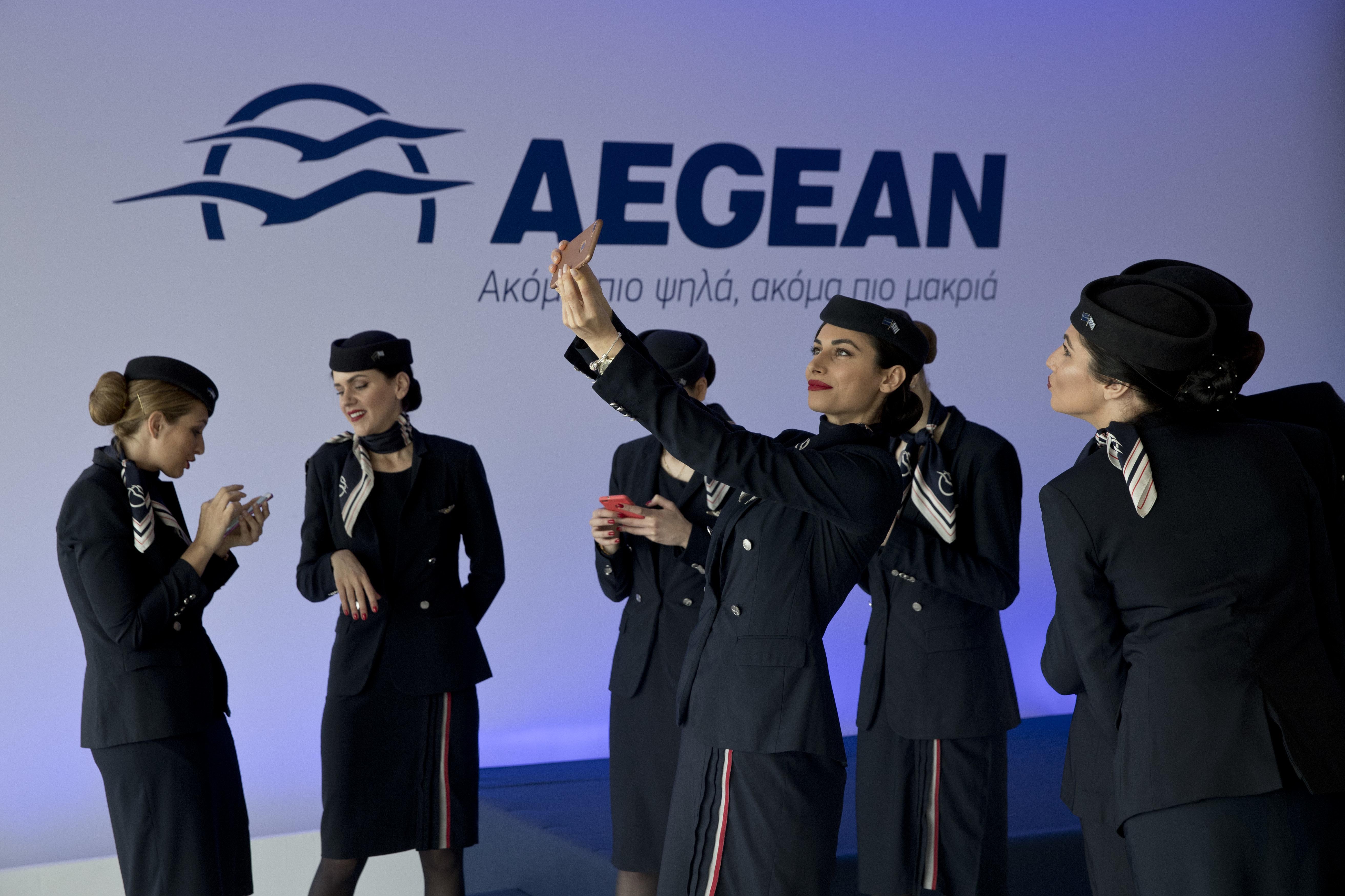 Η Αegean 5η στη λίστα με τις 20 καλύτερες αεροπορικές εταιρείες