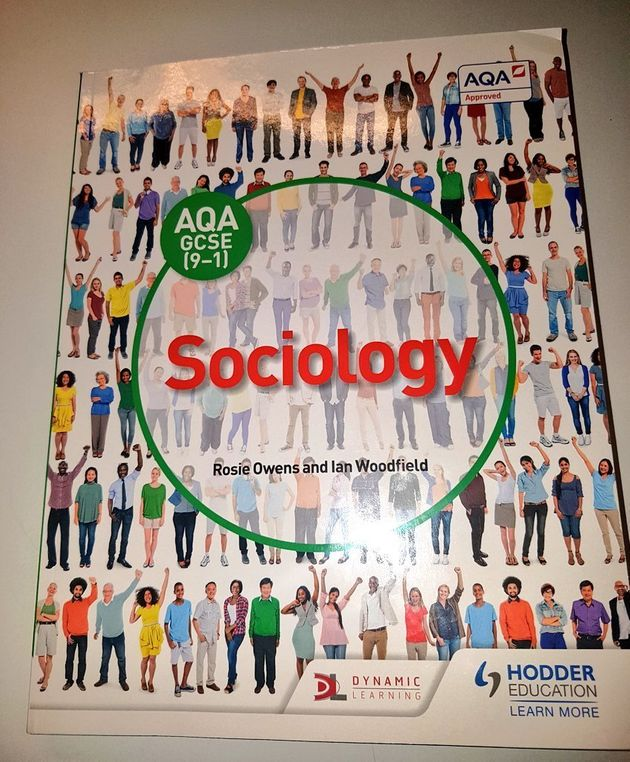 The GCSE sociology textbook, published byHodder Education, that contains a number of offensive...