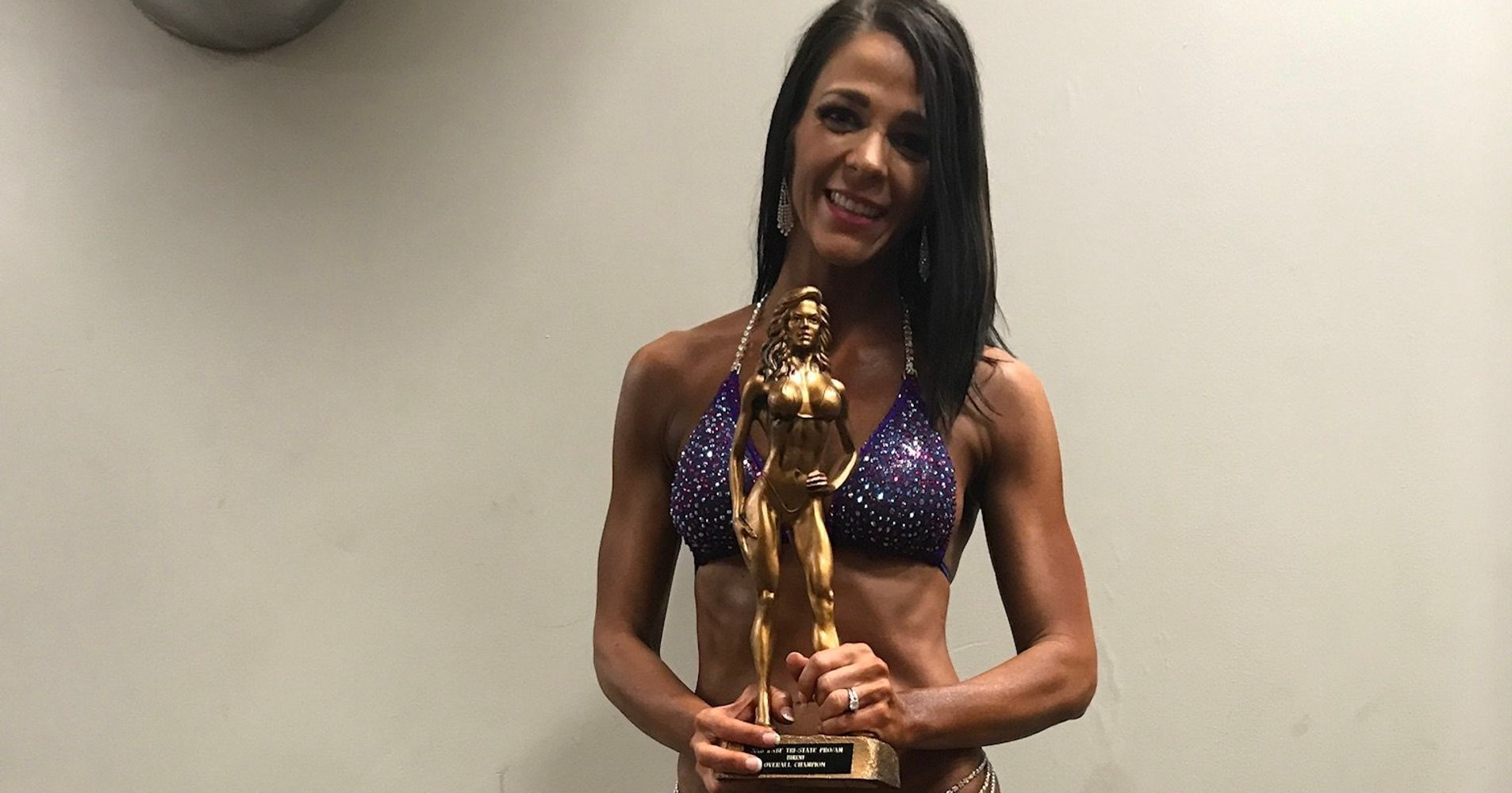 I Never Thought I'd Become A Bikini Competitor. Here's How It's Changed My Life.