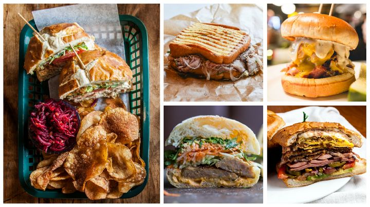 The Must Eat Sandwiches In 15 Major Us Cities Huffpost Life