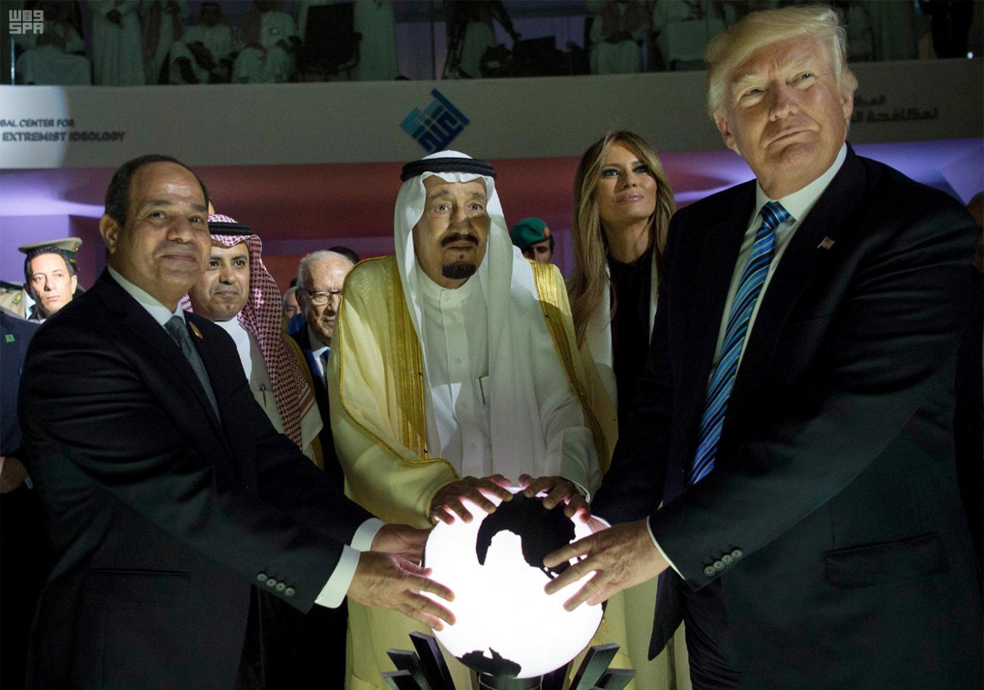 Trump And His Supporters Seem Primed To Accept Saudi Denials Over Jamal Khashoggi