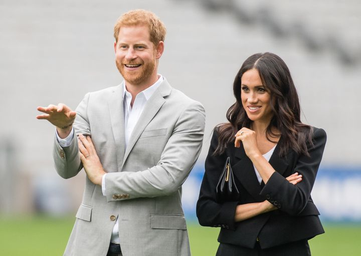 Royal expert Arianne Chernock believes Harry and Meghan will likely honor both of their families with their baby's name.