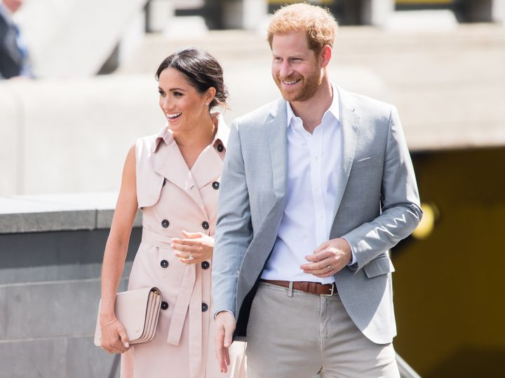 Meghan was reportedly close with her maternal grandparents, Jeanette and Alvin.