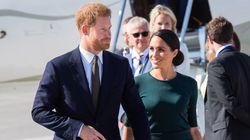 Harry & Meghan's First Official Royal Tour: Where Are They
