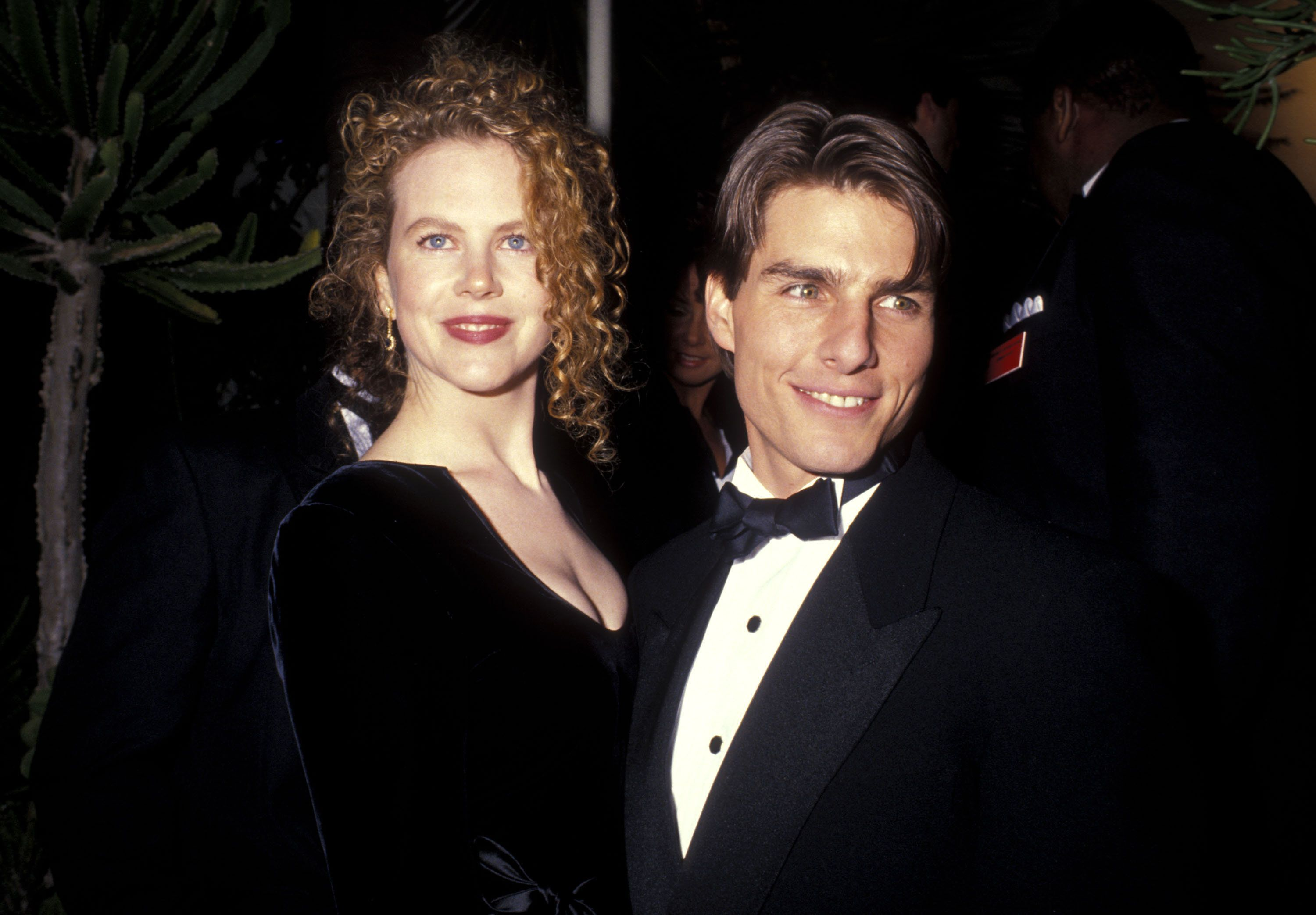 Nicole Kidman on being married to Tom Cruise: