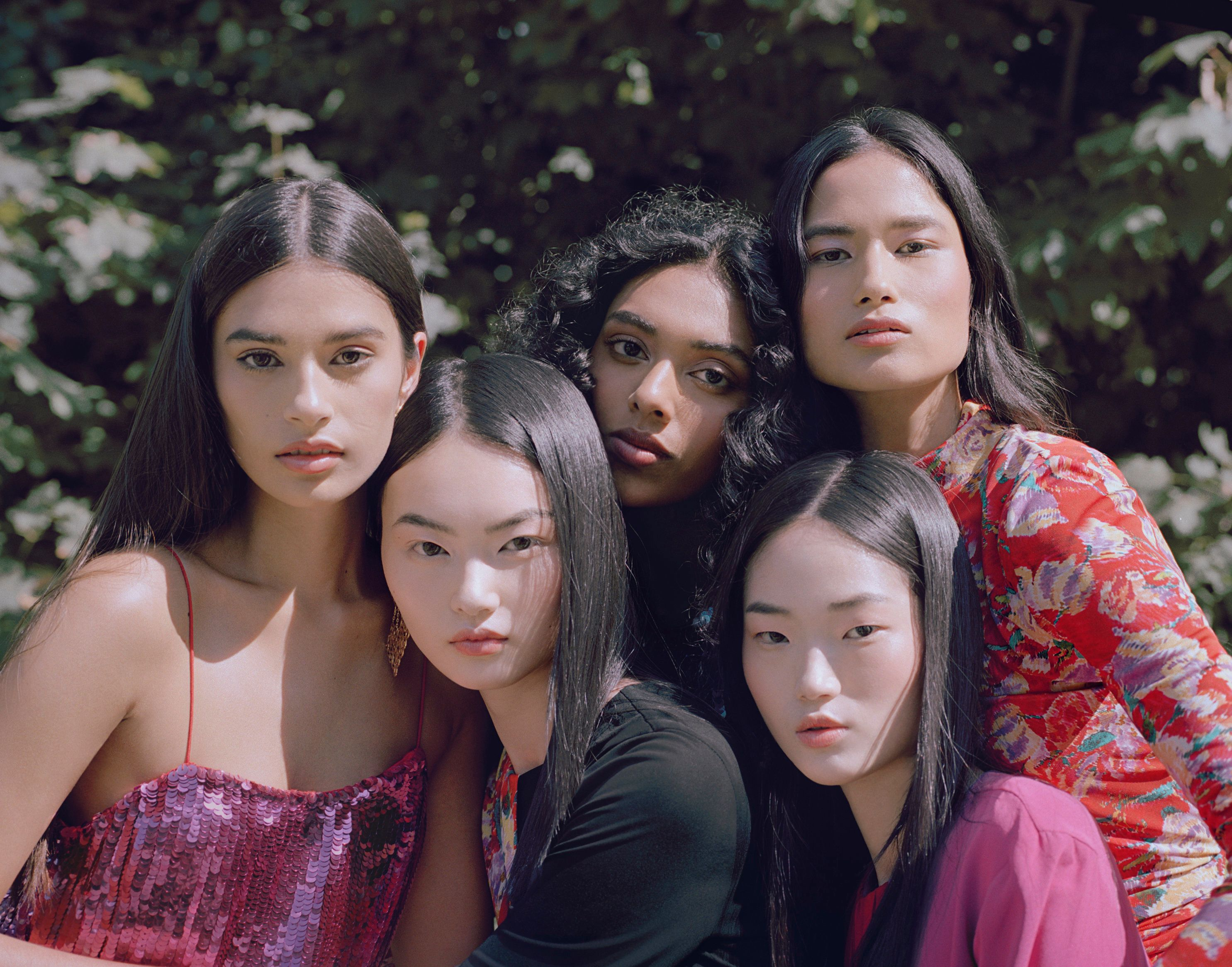 Fashion Designer Casts All Asian Models In Ads To Showcase Diversity Across Asia
