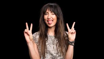 KT Tunstall visits BUILD Studio on October 10th, 2018. Photo by Mike Pont.