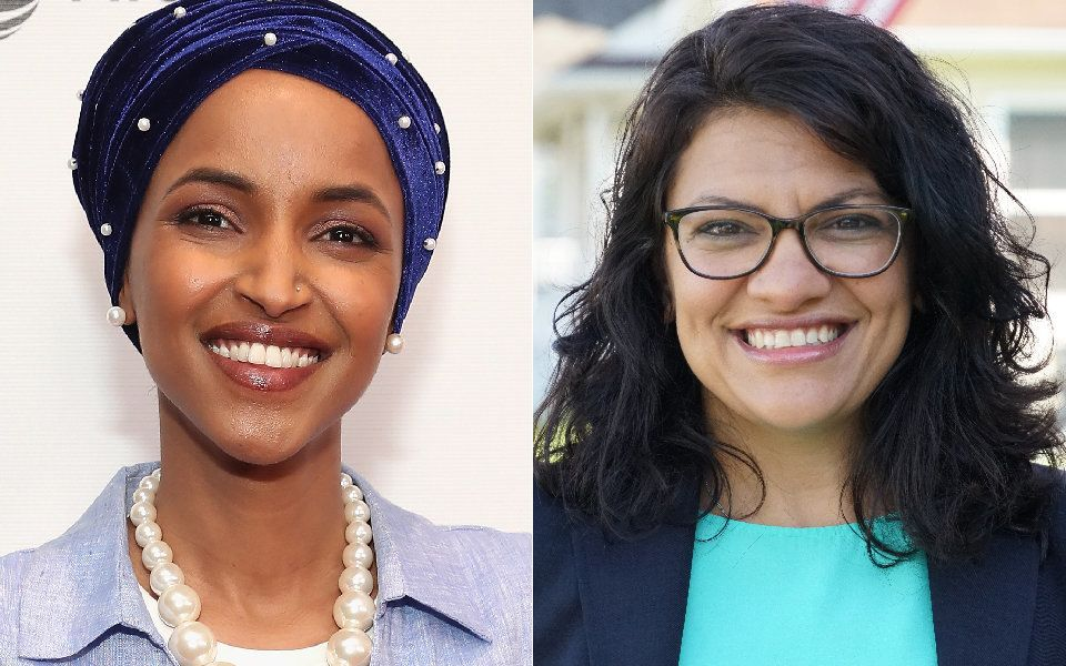Rashida Tlaib, Ilhan Omar Win, Become First Muslim Women Elected To Congress thumbnail