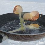 남극의 생물학자가 전하는 남극의 식생활은