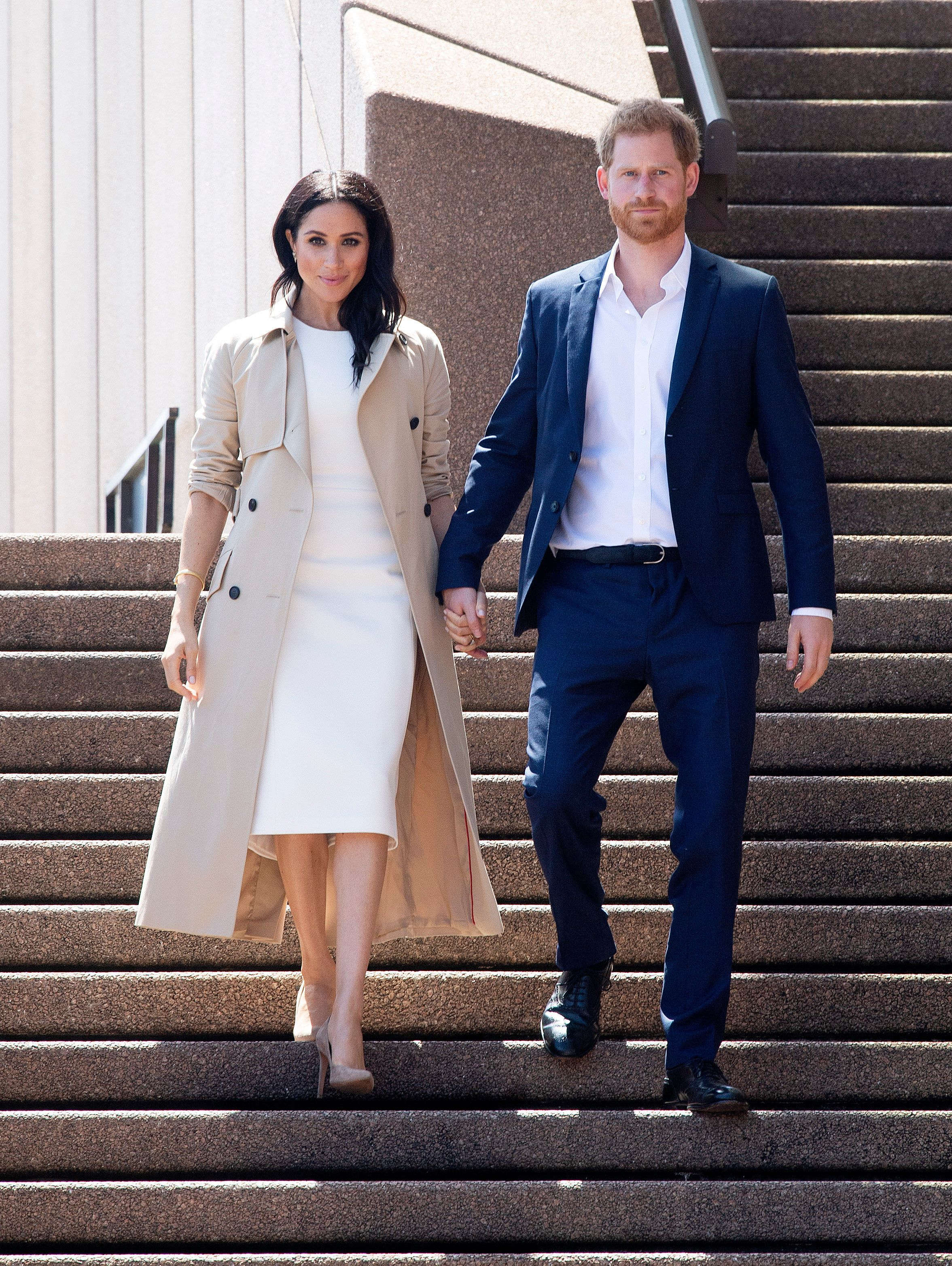 Prince Harry And Meghan Markle Will Move To Windsor Before Becoming Parents, Palace