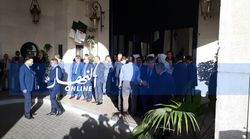 APN: des députés tiennent un sit-in et bloquent les accès à Said