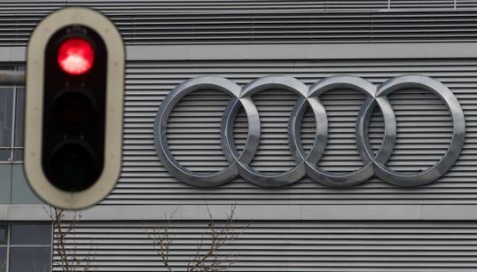 Γερμανία: Πρόστιμο 800 εκατ. ευρώ στην Audi για το