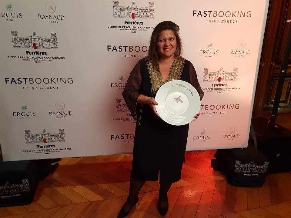 L'hôtel tunisien La Badira obtient le prix du meilleur business hotel en