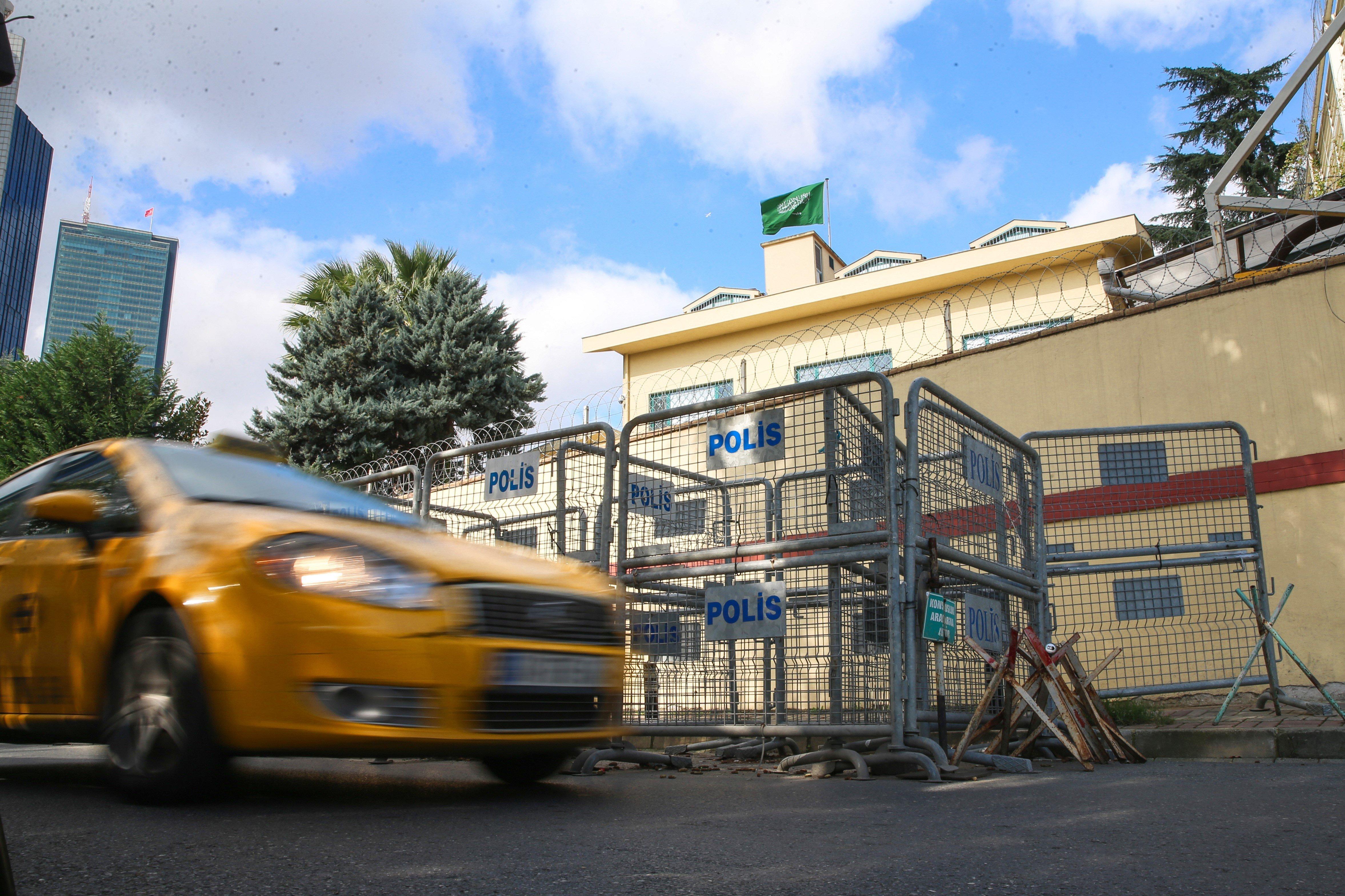 Khashoggi: la police va également fouiller la résidence du consul