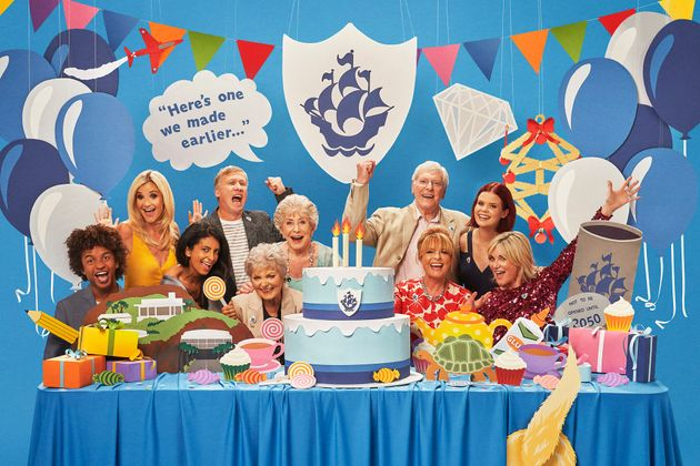 'Blue Peter' At 60: 60 Incredible Facts You Didn't Know About The Longest Running Children's TV Show...