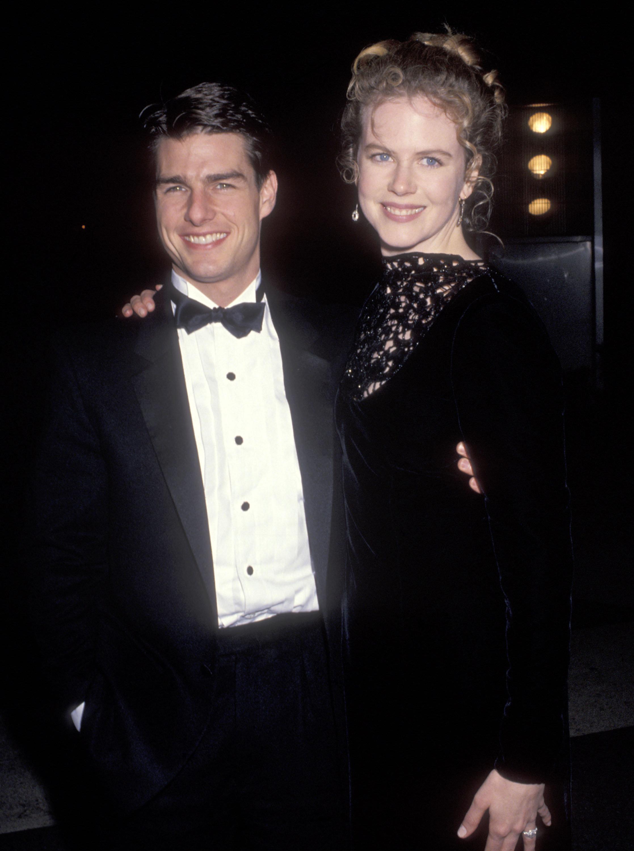 Νικόλ Κίντμαν: Ο γάμος μου με τον Τομ, με προστάτευσε από σεξουαλική