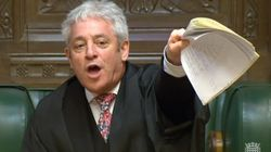 John Bercow Told To Quit As Speaker After Confrontation In The