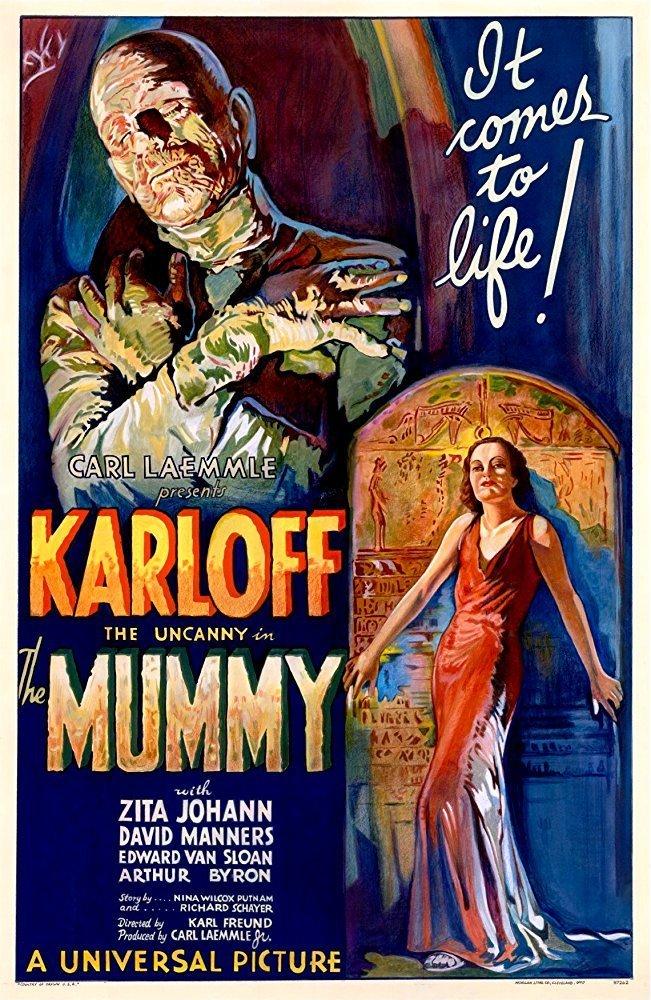 The Mummy: Η ιστορία της πιο ακριβής αφίσας ταινιών στον