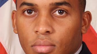 Police Officer First Class Ryan Macklin accused of rape.