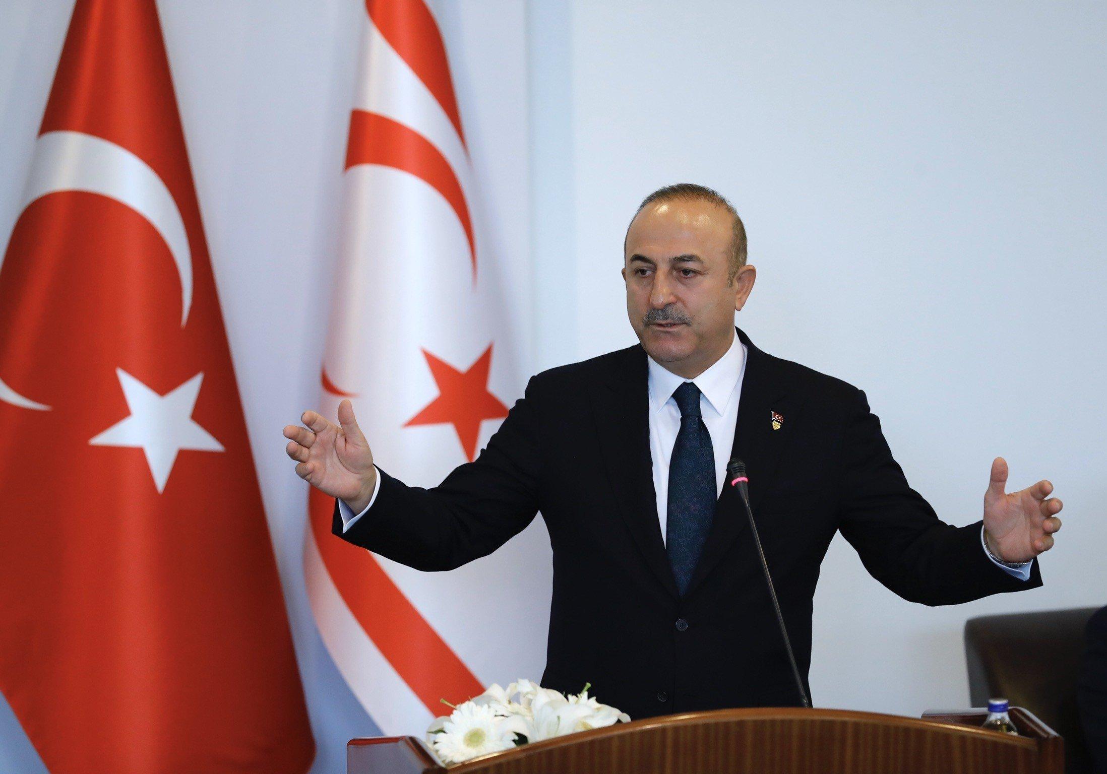 Τσαβούσογλου: Η Τουρκία θα συνεχίσει τις γεωτρήσεις στην