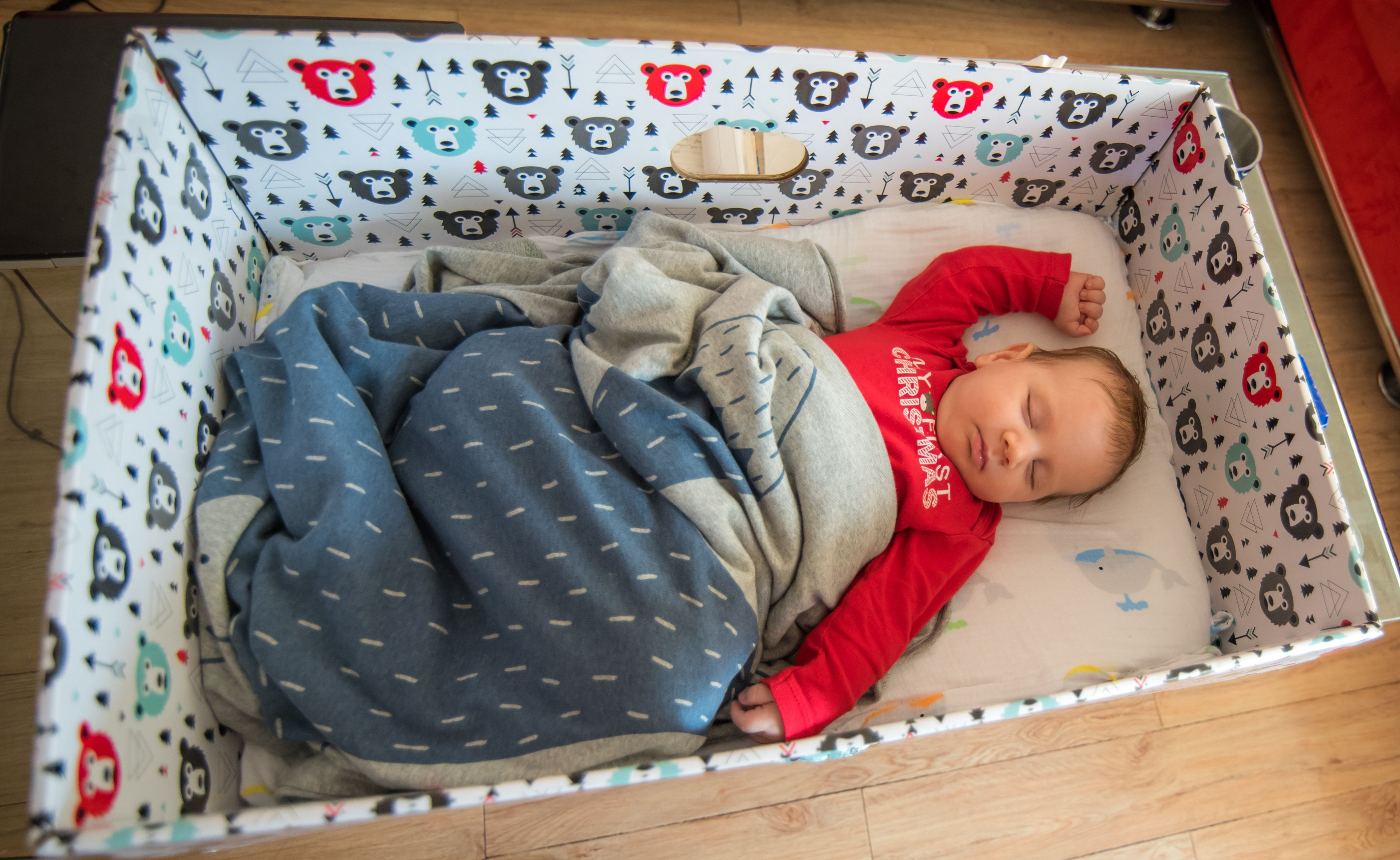 There's No Evidence Cardboard Baby Boxes Are Safer Than Cots, Warn Experts