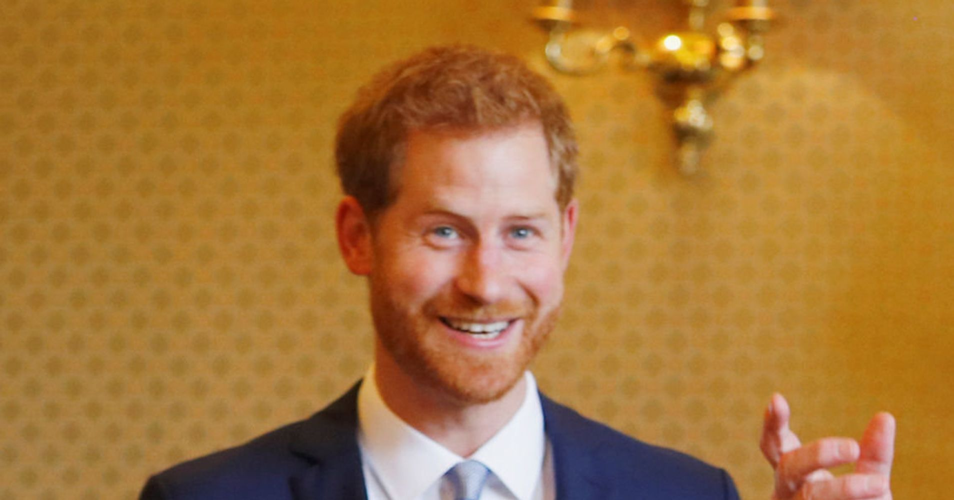 Royal Photographer Says Prince Harry Will Be 'A Great Dad'