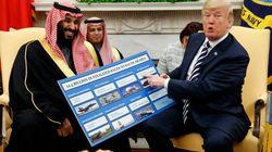 Fall Khashoggi: Trumps pikante Verbindungen nach