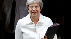 May Warns Squabbling Cabinet To 'Stand Together' On