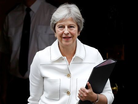 Theresa May Warns Squabbling Cabinet To 'Stand Together' On Brexit As EU Admits Deal Unlikely This