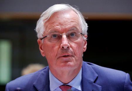 EU chief negotiator Michel