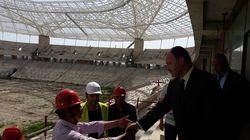Alger : nouveau report de la date de réception du nouveau stade de