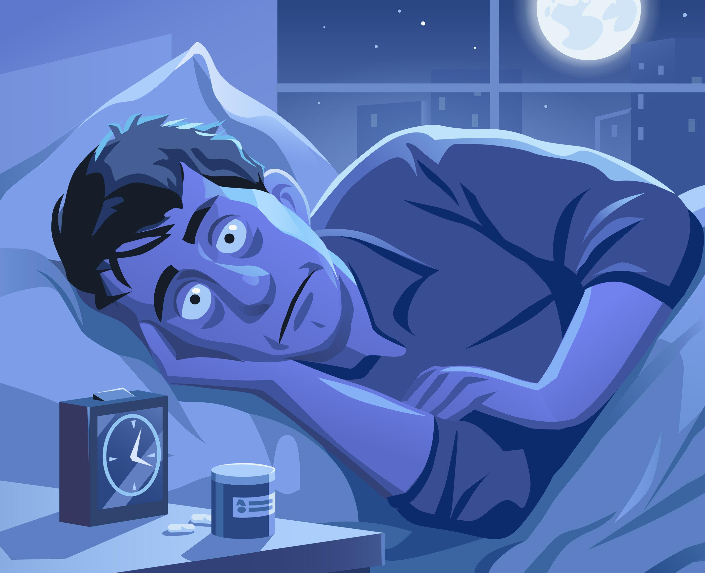 Read This If You Take Benadryl To Help You Sleep