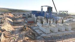 Oran : La livraison de la centrale électrique de Boutelis à nouveau