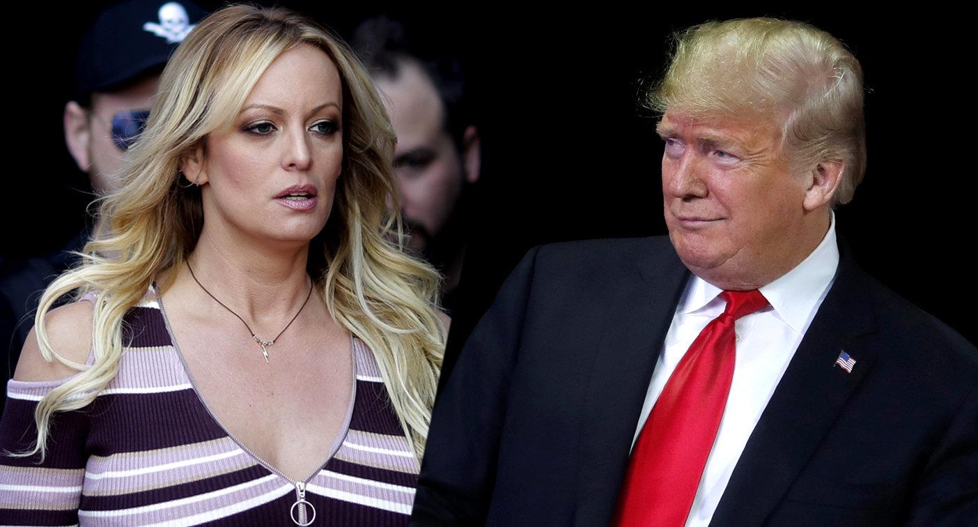 Donald Trump Brands Stormy Daniels 'Horseface' In Shocking