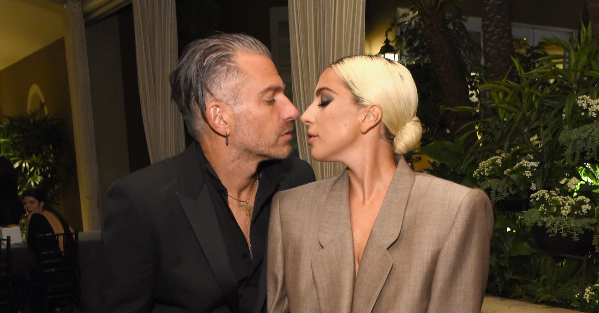 Lady Gaga Confirms Her Engagement To Christian Carino