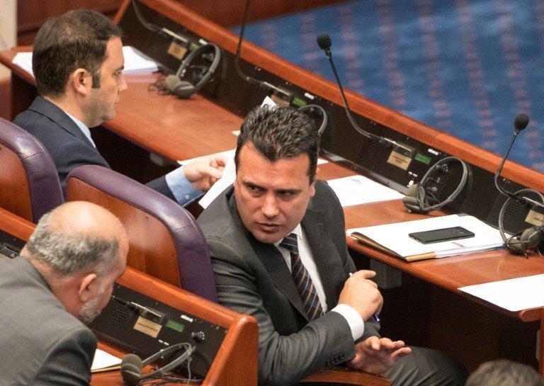 Σκόπια: Ρευστό σκηνικό λίγες ώρες πριν την ψηφοφορία για τη συνταγματική αναθεώρηση