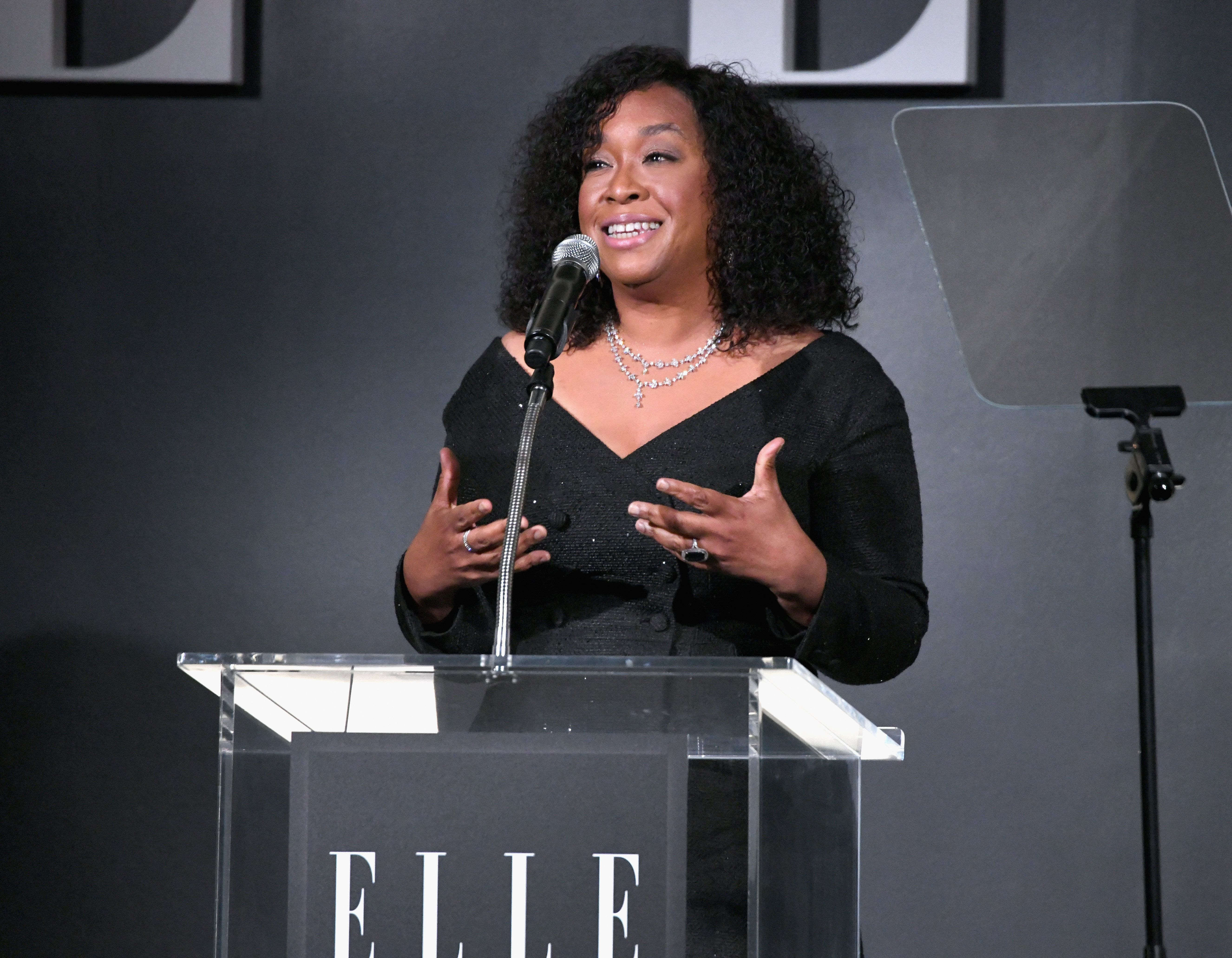 Showrunner Shonda Rhimes recently inked a major deal with Netflix.